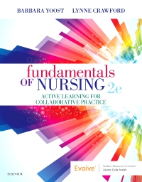 cover image - Evolve Resources for Fundamentals of Nursing,2nd Edition
