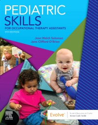 cover image - Pediatric Skills for Occupational Therapy Assistants Elsevier eBook on VitalSource,5th Edition