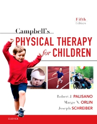 cover image - Evolve Resources for Campbell's Physical Therapy for Children,5th Edition