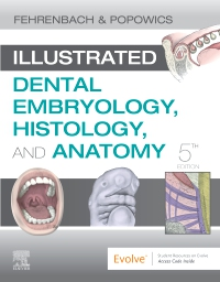 cover image - Illustrated Dental Embryology, Histology, and Anatomy Elsevier eBook on VitalSource,5th Edition