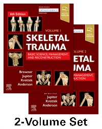 cover image - Skeletal Trauma,6th Edition