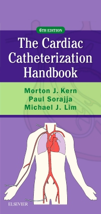 cover image - Cardiac Catheterization Handbook Elsevier eBook on VitalSource,6th Edition