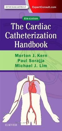 cover image - Cardiac Catheterization Handbook Elsevier eBook on VitalSource (Retail Access Card),6th Edition
