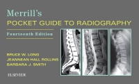 cover image - Merrill's Pocket Guide to Radiography Elsevier eBook on VitalSource,14th Edition