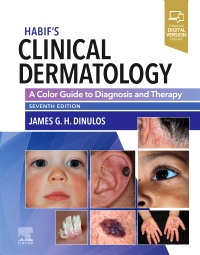 cover image - Habif's Clinical Dermatology,7th Edition