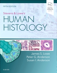 cover image - Evolve resources for Stevens & Lowe's Human Histology,5th Edition