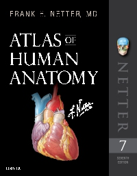 cover image - Netter's Anatomy Atlas 7e,7th Edition