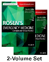 cover image - Rosen's Emergency Medicine: Concepts and Clinical Practice - Elsevier eBook on Vital Source,9th Edition
