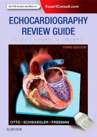 cover image - Echocardiography Review Guide - Elsevier eBook on VitalSource,3rd Edition