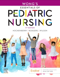 cover image - Wong's Essentials of Pediatric Nursing,11th Edition
