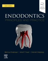 cover image - Endodontics,6th Edition