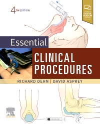 cover image - Essential Clinical Procedures,4th Edition