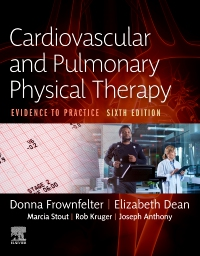 cover image - Cardiovascular and Pulmonary Physical Therapy E-Book,6th Edition