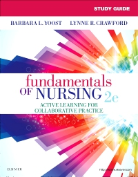 cover image - Study Guide for Fundamentals of Nursing - Elsevier eBook on VitalSource,2nd Edition
