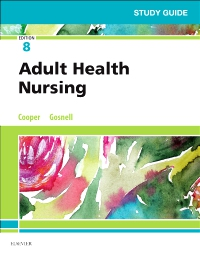 cover image - Study Guide for Adult Health Nursing - Elsevier eBook on Vital Source,8th Edition