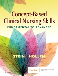 cover image - Evolve Resources for Concept-Based Clinical Nursing Skills