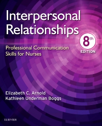 cover image - Interpersonal Relationships Elsevier eBook on VitalSource,8th Edition