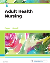 cover image - Evolve Resources for Adult Health Nursing,8th Edition