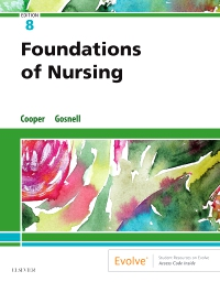 cover image - Evolve Resources for Foundations of Nursing,8th Edition