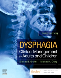 cover image - Dysphagia,3rd Edition
