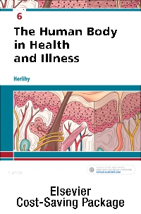 cover image - Anatomy & Physiology Online for The Human Body in Health and Illness (Access Code, and Textbook Package),6th Edition