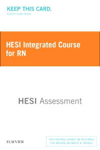 cover image - HESI Patient Reviews with RN Case Studies and Practice Test and EAQ NCLEX RN -  Classic Version