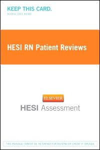 cover image - HESI RN Patient Reviews - Classic Version
