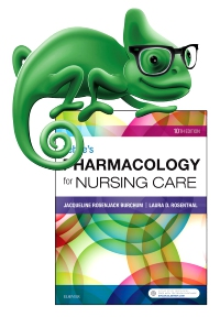 cover image - Elsevier Adaptive Quizzing for Lehne's Pharmacology for Nursing Care - Classic Version,10th Edition