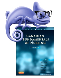 cover image - Elsevier Adaptive Quizzing for Canadian Fundamentals of Nursing - Classic Version,5th Edition