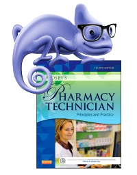 cover image - Elsevier Adaptive Quizzing for Mosby's Pharmacy Technician - Classic Version,4th Edition