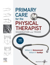 cover image - Primary Care for the Physical Therapist,3rd Edition