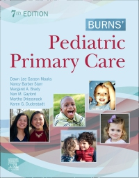 cover image - Evolve Resources for Burns' Pediatric Primary Care,7th Edition