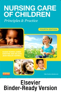 cover image - Nursing Care of Children - Binder Ready,4th Edition