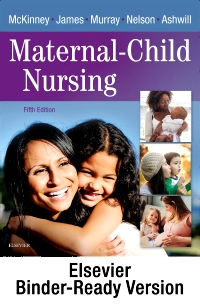 cover image - Maternal-Child Nursing - Binder Ready,5th Edition