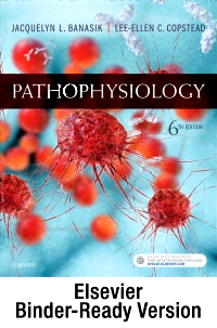 cover image - Pathophysiology - Binder Ready,6th Edition