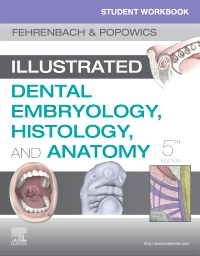 cover image - Student Workbook for Illustrated Dental Embryology, Histology and Anatomy Elsevier eBook on Vitalsource,5th Edition