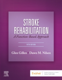 cover image - Stroke Rehabilitation Elsevier eBook on VitalSource,5th Edition
