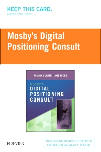 cover image - Online Course for Mosby's Digital Positioning Consult (Access Card)