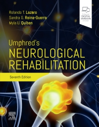cover image - Umphred's Neurological Rehabilitation - Elsevier eBook on VitalSource,7th Edition