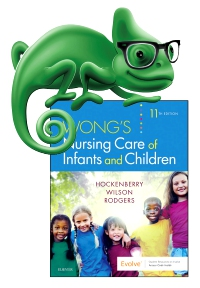 cover image - Elsevier Adaptive Quizzing for Wong's Nursing Care of Infants and Children,11th Edition