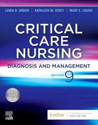 cover image - Critical Care Nursing,9th Edition