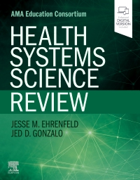 cover image - Health Systems Science Review