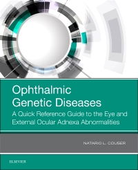 cover image - Ophthalmic Genetic Diseases