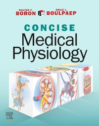 cover image - Boron & Boulpaep Concise Medical Physiology Elsevier eBook on Vitalsource