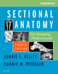 cover image - Workbook for Sectional Anatomy for Imaging Professionals Elsevier eBook on VitalSource,4th Edition