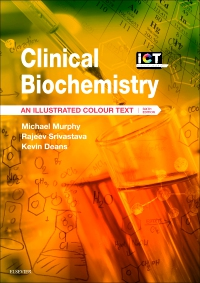 cover image - Evolve resources for Clinical Biochemistry,6th Edition