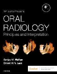 cover image - Evolve Resources for White and Pharoah's Oral Radiology,8th Edition