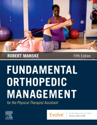 cover image - Fundamental Orthopedic Management for the Physical Therapist Assistant - Elsevier eBook on VitalSource,5th Edition