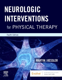 cover image - Neurologic Interventions for Physical Therapy,4th Edition