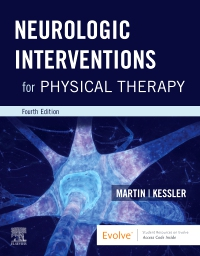 cover image - Neurologic Interventions for Physical Therapy - Elsevier eBook on VitalSource,4th Edition